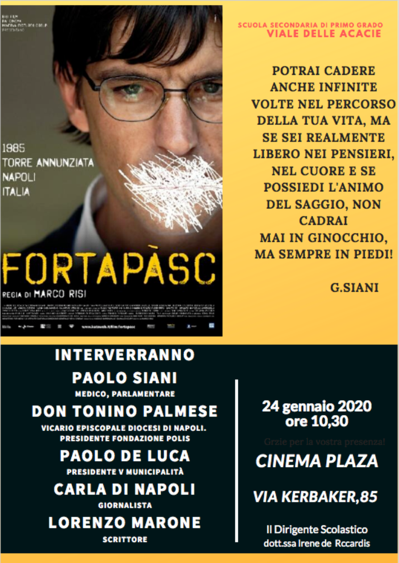 INVITO CINEFORUM