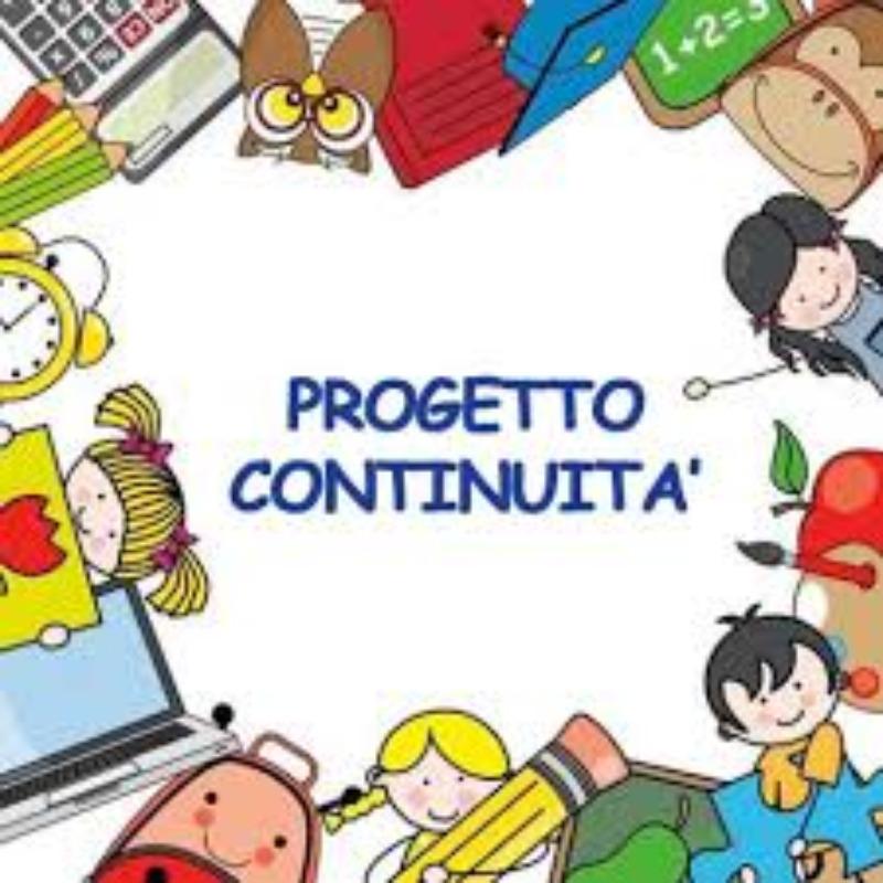 Continuità- Iscrizioni a.s. 2020/2021
